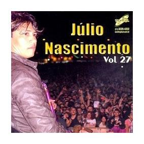 Cd Julio Nascimento Vol. 27 Lacrado (c)