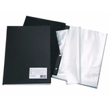 Kit 15 Pastas Catalogo C/10 Plasticos Finos - Ref 1028 - Dac