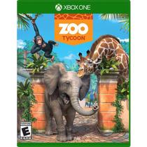 Zoo Tycoon Xbox One Juego Fisico Sellado En Español