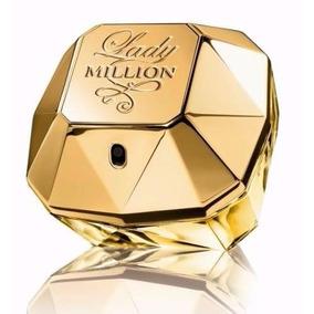 Perfume Lady Million 80ml - 100% Original E Lacrado