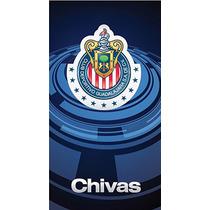 Chivas 13117 Toalla De Playa Estampada Fc 76 X 140 Cm