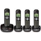Teléfono Inalámbrico Vtech Con Identificación De Llamada Y L