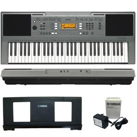Teclado Musical Profissional Yamaha Psr E353 Com Fonte