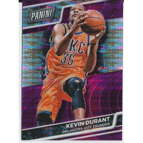 Kevin Durant 2016 Panini The National Vip Thunder Purple  50 c5f10eaa2e1