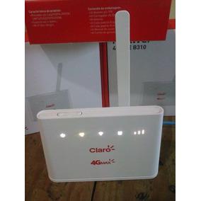 Modem E Roteador 2g 3g 4g Huawei B310 Desbloqueado