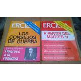 Revista Ercilla Después Del 11 De Septiembre 1973 Sept-oct