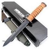 Cuchillo Boker Us M-3 De La 2º Guerra Mundial Combate Tactic