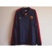 Chaqueta Fc Barcelona Nike Original Talla Xl Caballero