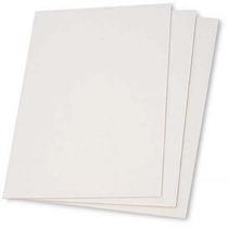 Cartón Entelado 40x50 Cm. Artmate