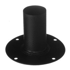 Copo De Ferro Grande - Suporte De Caixa Para Pedestal 35,5mm
