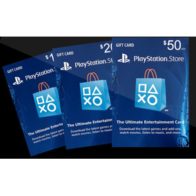 Código Psn Network Card Ps3/ps4/psvita 10usd