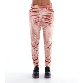 Sarkany Aub - Pantalón Mujer De Vestir Velvet