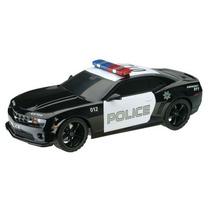 Carrinho De Controle Remoto Xq Camaro Police Car - 1:18 - Br