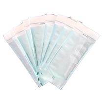 100 Envelopes Esterilização Para Autoclave 90x230mm + Brinde