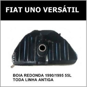 Tanque De Combustível Plástico 55l Uno Premio Fiorino Elba