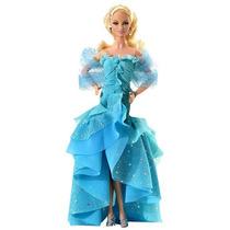 Barbie Edición Coleccionista - Vestido Azul