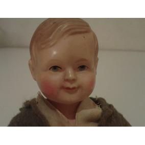 Muñeco Bebe Antiguo Sellado Numerado Chiquito