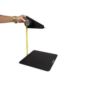 Estadímetro Portátil Smartmet De Alumínio (nutriequipo)
