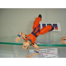 Kuririm Dragon Ball Z Boneco Articulável Pronta Entrega