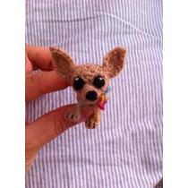 Chihuahua Perro Personalizados Amigurumi Crochet Tejidos