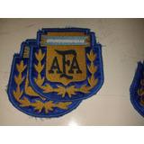 Escudo Bordado Afa Año World Cup 2010