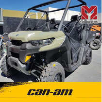 Can-am Defender 1000 H8 Camioneta Caja Rural Campo Sm Motos