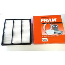 Filtro Ar Sonata 3.0 Inj. V6 12v Ohc 96/... Ca7142 Fram
