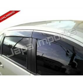 Calha Chuva Fiesta Hatch Sedan Rocam Edge Supercharge Trail