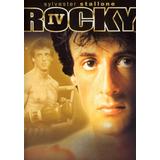 Rocky Iv Sylvester Satallone Película Dvd