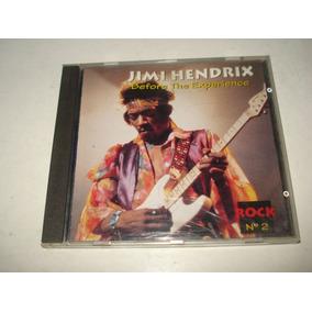 Jimi Hendrix - Before The Experience Cd Altaya Rock