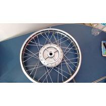 Roda Trazeira P/moto Cg 150 2004 Até 2014 Mod:original