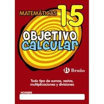 Objetivo Calcular 15(9788421666463) Envío Gratis