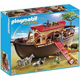 Retromex Playmobil 5276 Arca D Noe Animales Biblia Zoo Dios