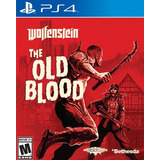 Wolfenstein The Old Blood Ps4 Fisico Nuevo Sellado