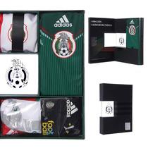 Kit Profesional Adizero Selección México 2014 En Caja Adidas