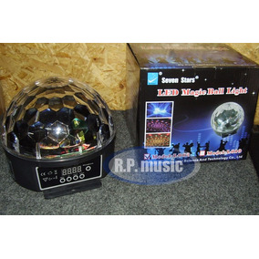 Magic Ball - Esfera Led - Big Dipper L001 - Dmx/audiorritmi