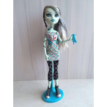 Monster High Frankie Stein Passeio No Shopping