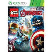 Lego Marvel Avengers Xbox 360 Original Totalgames