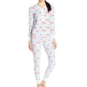 Pijama Dama Grande Estampada Oferta