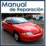 Manual Del Taller Chevrolet Cavalier 95-01 En Inglés Haynes
