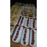 Servicio Catering Pernil Eventos Mozos Taller Cocineritas