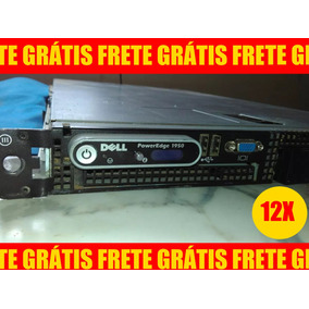 Servidor Dell Poweredge 1950 Dual Xeon 8gb / Frete Grátis