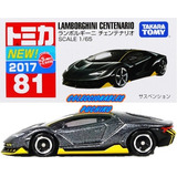 Tomica Carro Lamborghini Centenario 1/65 Metalico Tomy Takar