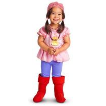 Disney Tienda De Disfraces De Halloween Izzy Tamaño 3t Jake