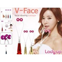 Masajeador Facial Vibratorio Ladyup