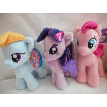 Peluche My Little Pony, Se Venden Separados, Envio Gratis
