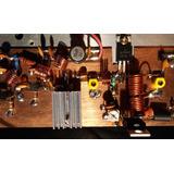 Amplificador Lineal 15 Watts Para Pll De Fm 88 A 108 Mhz