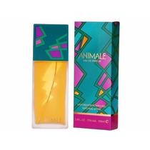 Perfume Feminino Animale Edp 100ml Original E Lacrado
