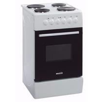 Cocina Electrica Brolux 4 Hornallas Horno Electrico Oferta !