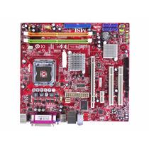 Placa Mãe Msi Ms-7267/pos-mi945 Socket 775 Ddr2 Até 4gb